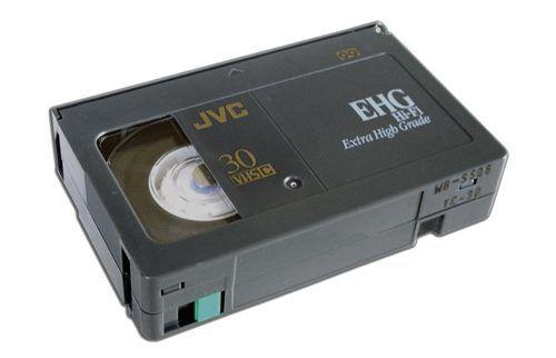 VHS-C-Tape